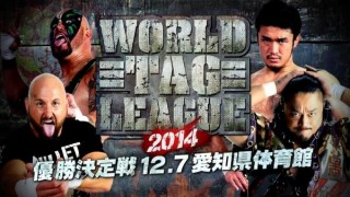 Free NJPW World Tag League Finals 12/7/2014 Watch online Full Show