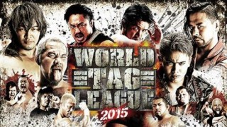 NJPW World Jag League 2015 Day 1 11/21/15 21st November 2015 Watch Online Live|Replay HD Full Show