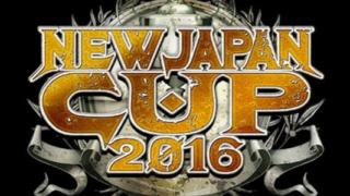 New Japan Cup Finals 2016 3/12/16