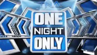 TNA One Night Only September 2016