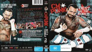 CM Punk Best In The World DvDx3