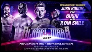 RPW vs NJPW Global Wars UK Day 1