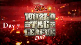 Day 7 NJPW World Tag League 2017