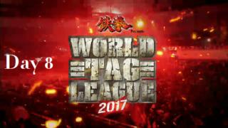 Day 8 NJPW World Tag League 2017