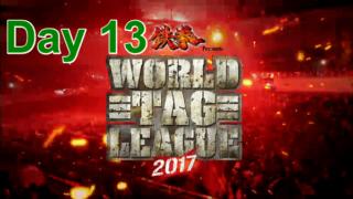 Day 13 – NJPW World Tag League 2017