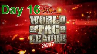 Day 16 – NJPW World Tag League 2017