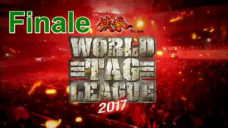 Finale – NJPW World Tag League 2017