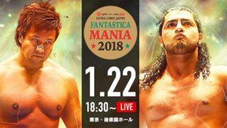 Finale – NJPW CMLL FANTASTICA MANIA 2018