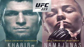 UFC 223 Khabib Vs Laquinta