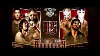 OTT Wrestling Fourth Year Anniversary