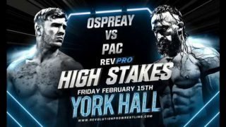 RPW High Stakes 2/15/19