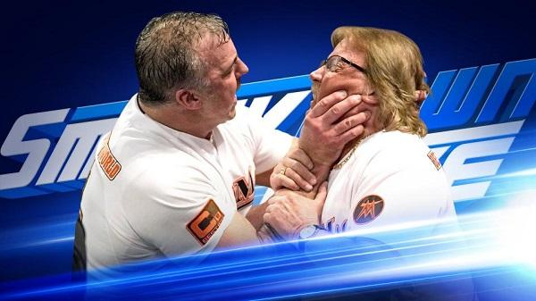 WWE Smackdown Live 2019-03-12 HDTV [720p-480p] English x264 AAC