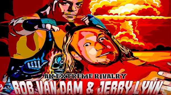 Starrcast II: An Extreme Rivalry Rob Van Dam And Jerry Lynn 5/26/19