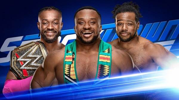 WWE Smackdown Live 2019-05-21 HDTV [720p-480p] Eng x264 AAC