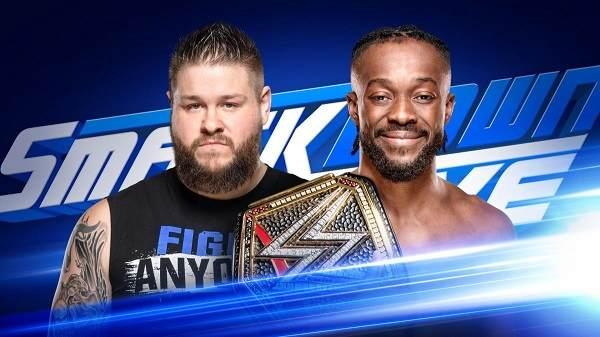 WWE Smackdown Live 2019-05-14 HDTV [720p-480p] Eng x264 AAC