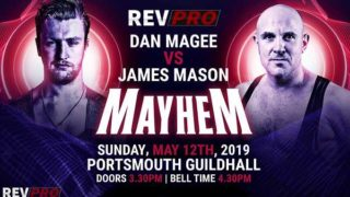 Watch RPW Mayhem 5/12/19 Online Full Show Free