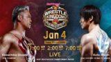 NJPW Wrestle Kingdom 14 Live In Tokyo Dome 2020 1.4.20