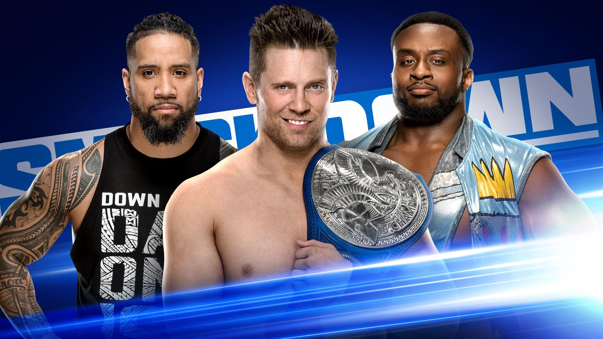 Watch WWE Smackdown 4/17/20