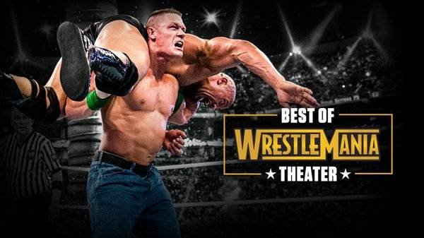 Watch WWE Best Of Wrestlemania Theatre 2020 4/2/20