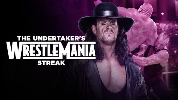 Watch WWE The Undertakers Wrestlemania Streak 2020 4/3/20