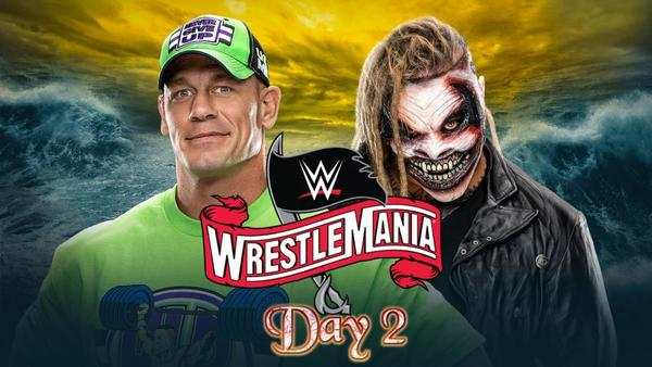 WWE Wrestlemania 36 Day 2 2020 PPV 4/5/20 Live Day 2