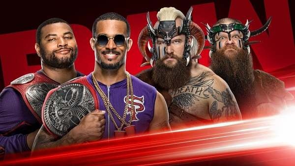 Watch WWE Raw 5/4/20