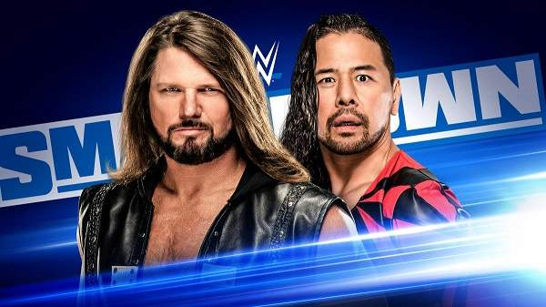 Watch WWE Smackdown 5/22/20