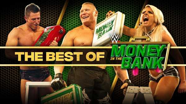 WWE The Best Of Money In The Bank Matches 5/5/20
