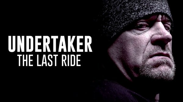 WWE Undertaker The Last Ride E6 7/19/20