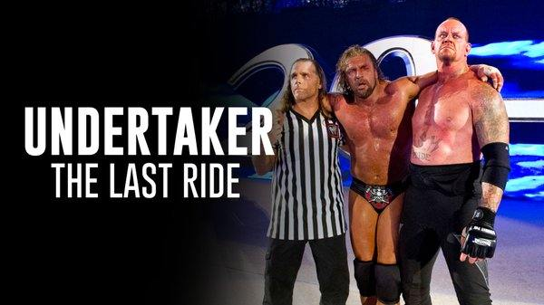 WWE Undertaker The Last Ride E3 5/25/20