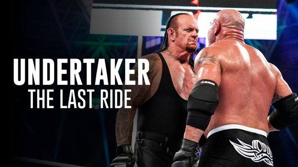 WWE Undertaker The Last Ride E4 6/14/20