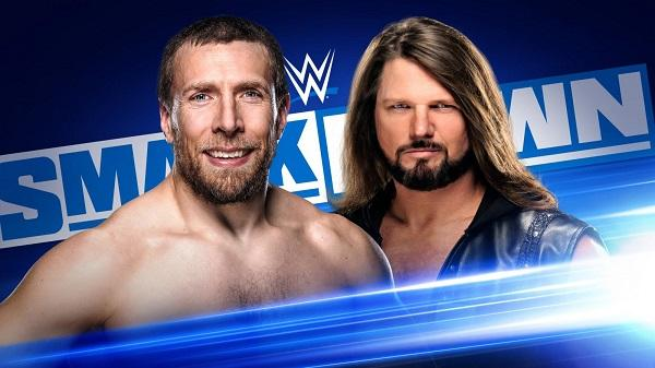 Watch WWE Smackdown 6/12/20