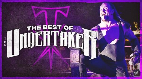 Watch The Best Of The Undertaker Matches