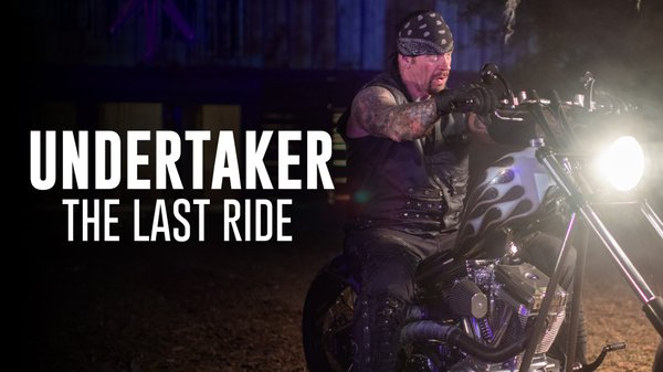 WWE Undertaker The Last Ride E5 6/22/20
