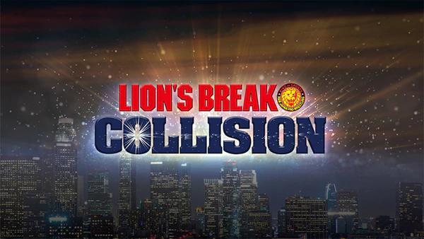 NJPW Lions Break Collision 2020 Day1-4