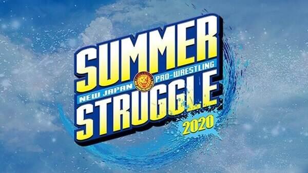 NJPW Summer Struggle 2020 8/9/20