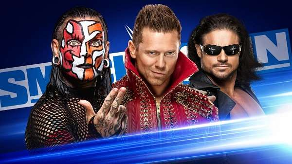Watch WWE Smackdown 7/10/20