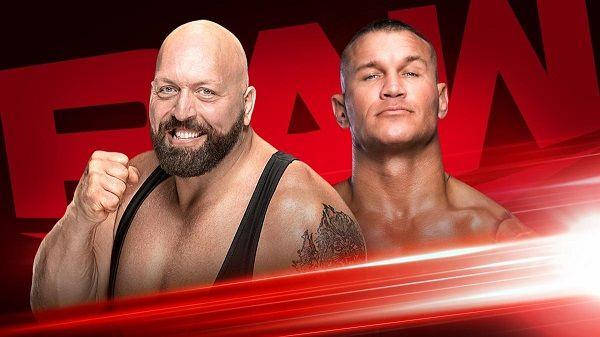 WWE Raw 7/20/20