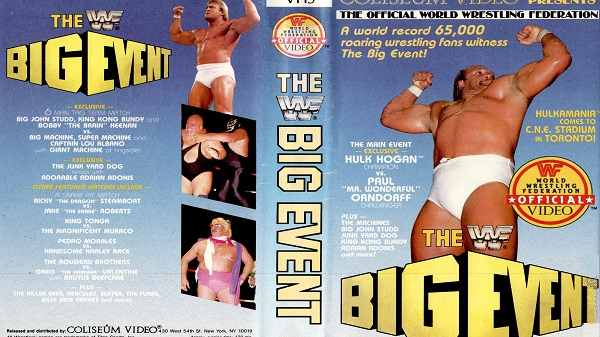 WWF The Big Event 1986