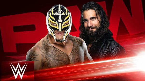 WWE Raw 8/31/20