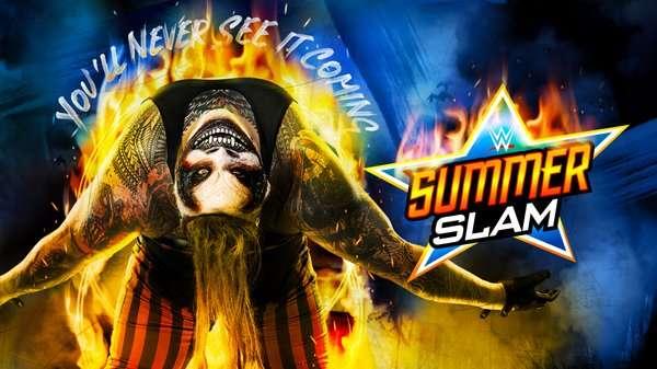 WWE SummerSlam 2020 PPV 8/23/20