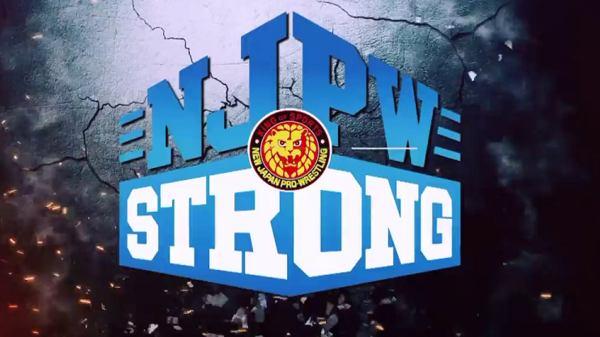 NJPW Strong Autumn Attack 10/23/21