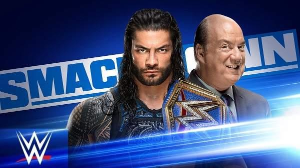 WWE SmackDown Live 9/25/20