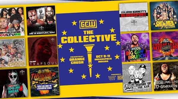 x12 – GCW The Collective Bundle 2020