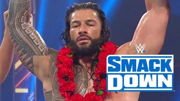 WWE SmackDown Live 10/2/20