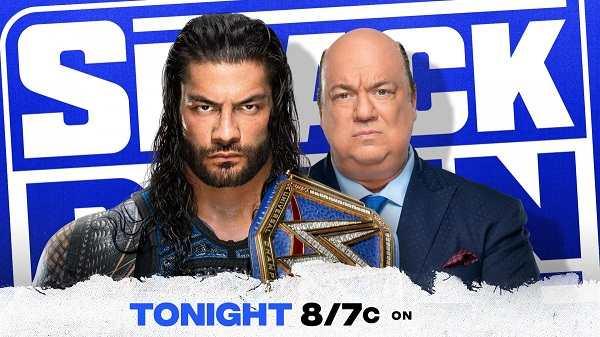 WWE SmackDown Live 10/23/20
