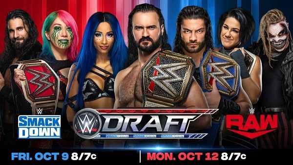 WWE SmackDown Live 10/9/20