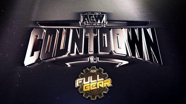 AEW Full Gear 2020 Countdown