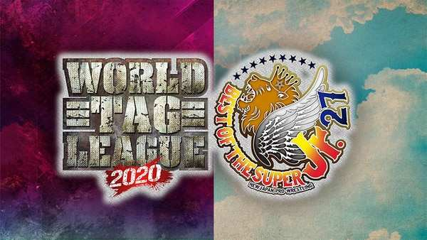 NJPW WORLD TAG LEAGUE 2020 11/22/20