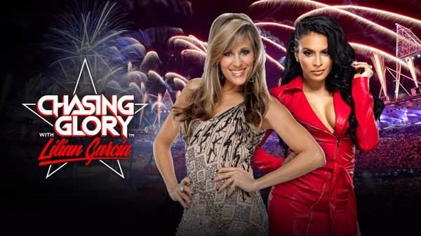 WWE Chasing Glory E2 Zelina Vega